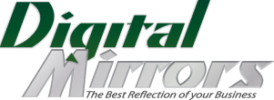 Digital Mirrors Logo